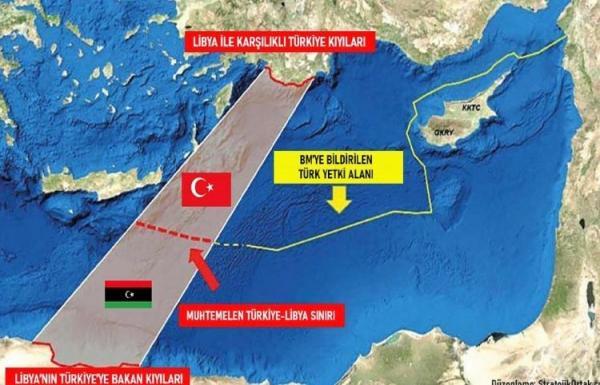 Türkiye'nin Libya ile Attığı Jeopolitik Adım